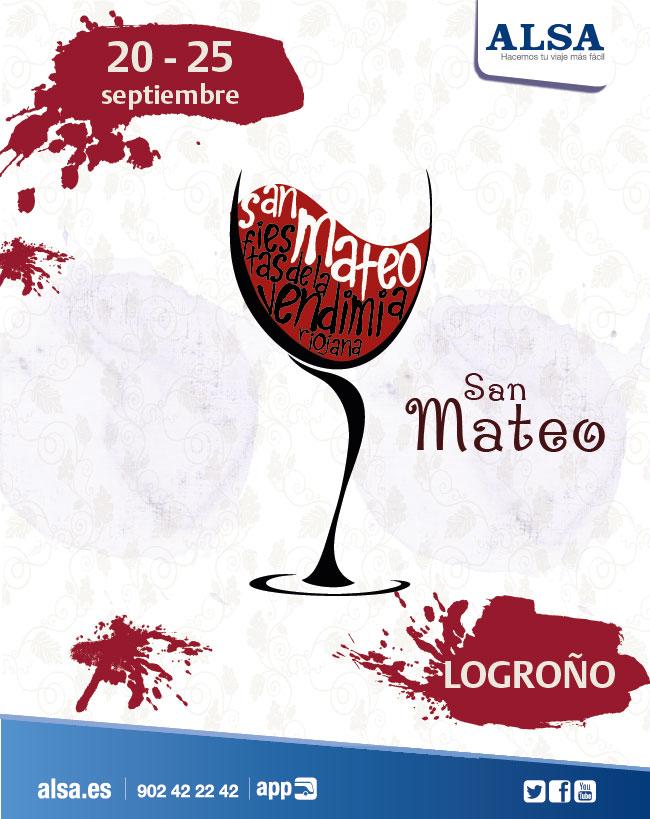 Fiestas San Mateo_Logroño