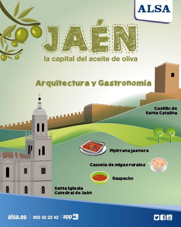 Jaén, la capital del aceite de oliva