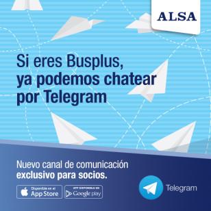 ALSA telegram