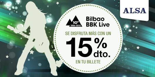 alsa oferta bbk live 2015