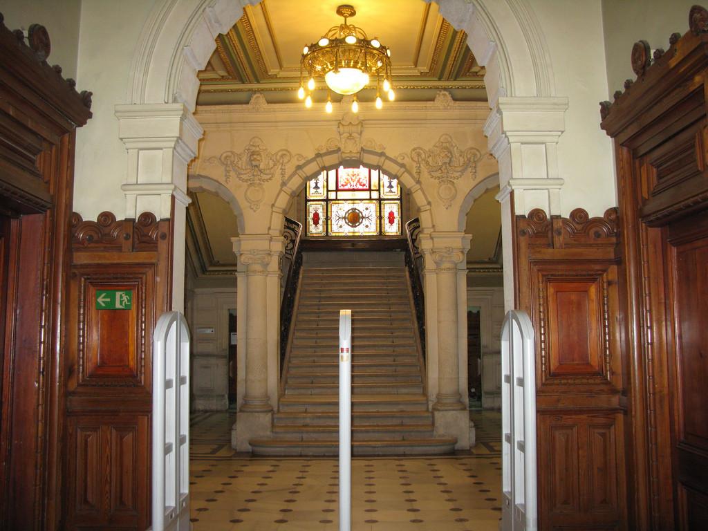 Biblioteca Bidebarrieta