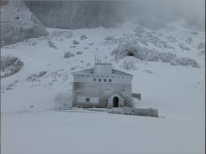Refugio montaña Urriellu