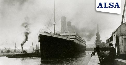 titanic alsa