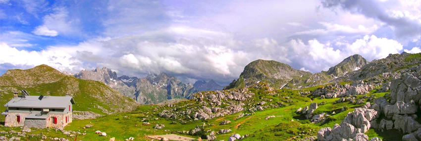 Refugio  montaña Marqués de Villaviciosa