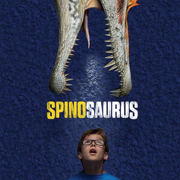 exposición spinosaurus