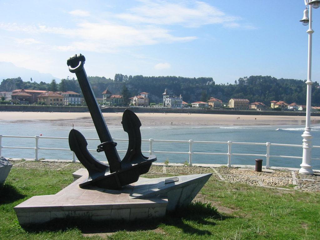 Paseo marítimo Ribadesella