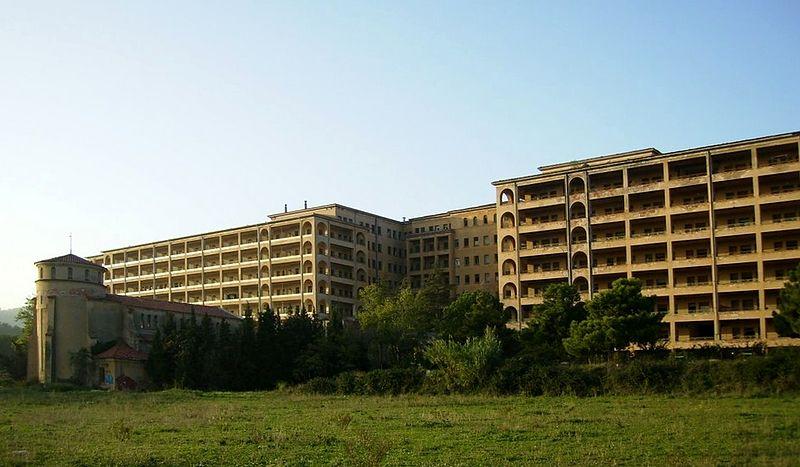 Hospital torax terrassa