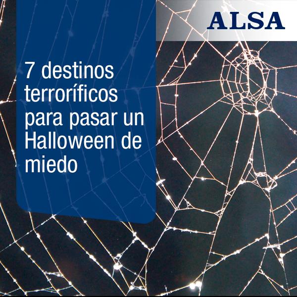 destinos terrorificos halloween