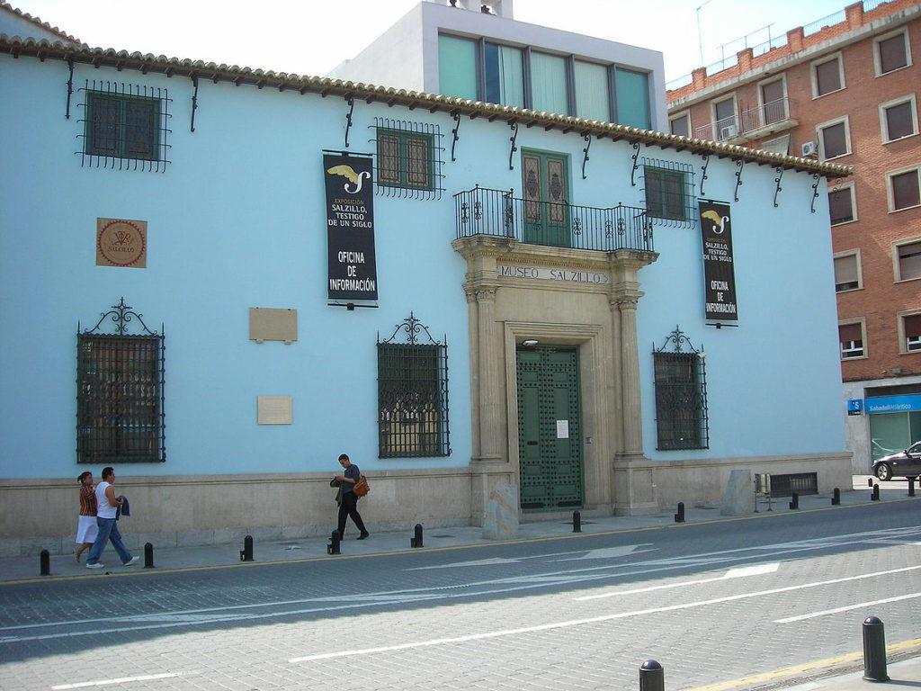 Museo Salzillo, Murcia. Autor: Sebastián García