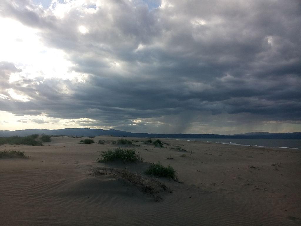 playa del fangar tarragona
