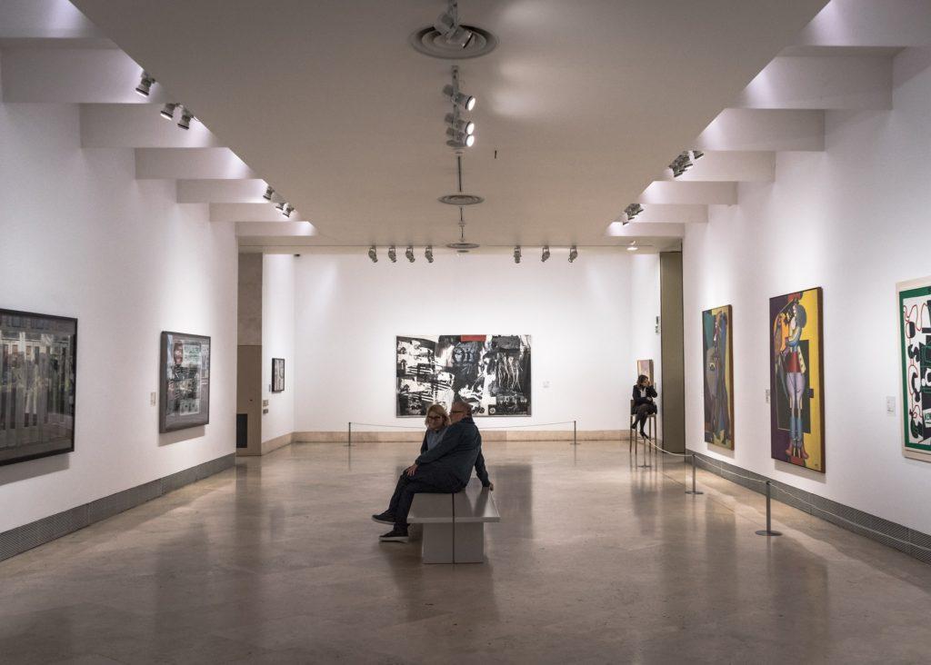 museo thyssen la almudena madrid
