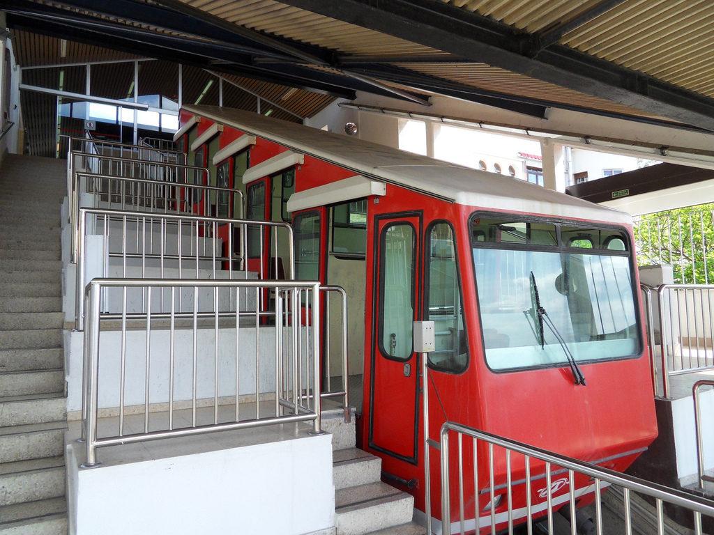Bilbao funicular Artxanda