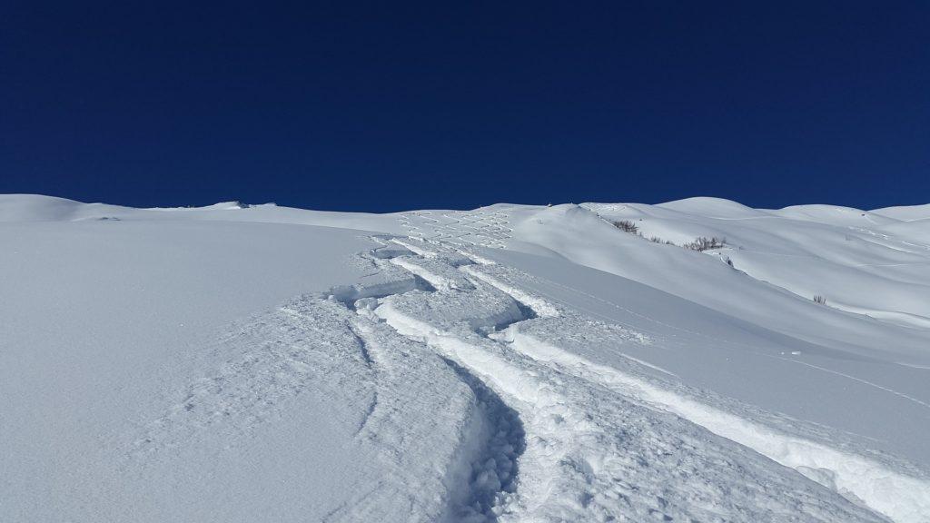 nieve esquiar