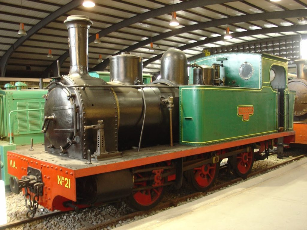 museo ferrocarril tren gijon planes en asturias low cost bus alsa
