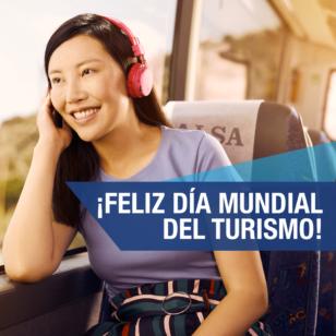 ¡Feliz Día Mundial del Turismo!
