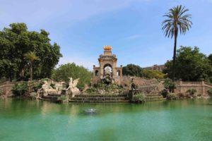 parc de la ciutadella parques urbanos alsa