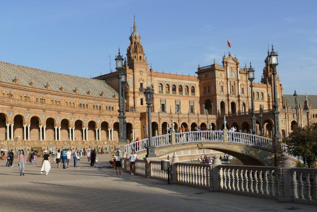 Sevilla Andalucía ALSA Bus