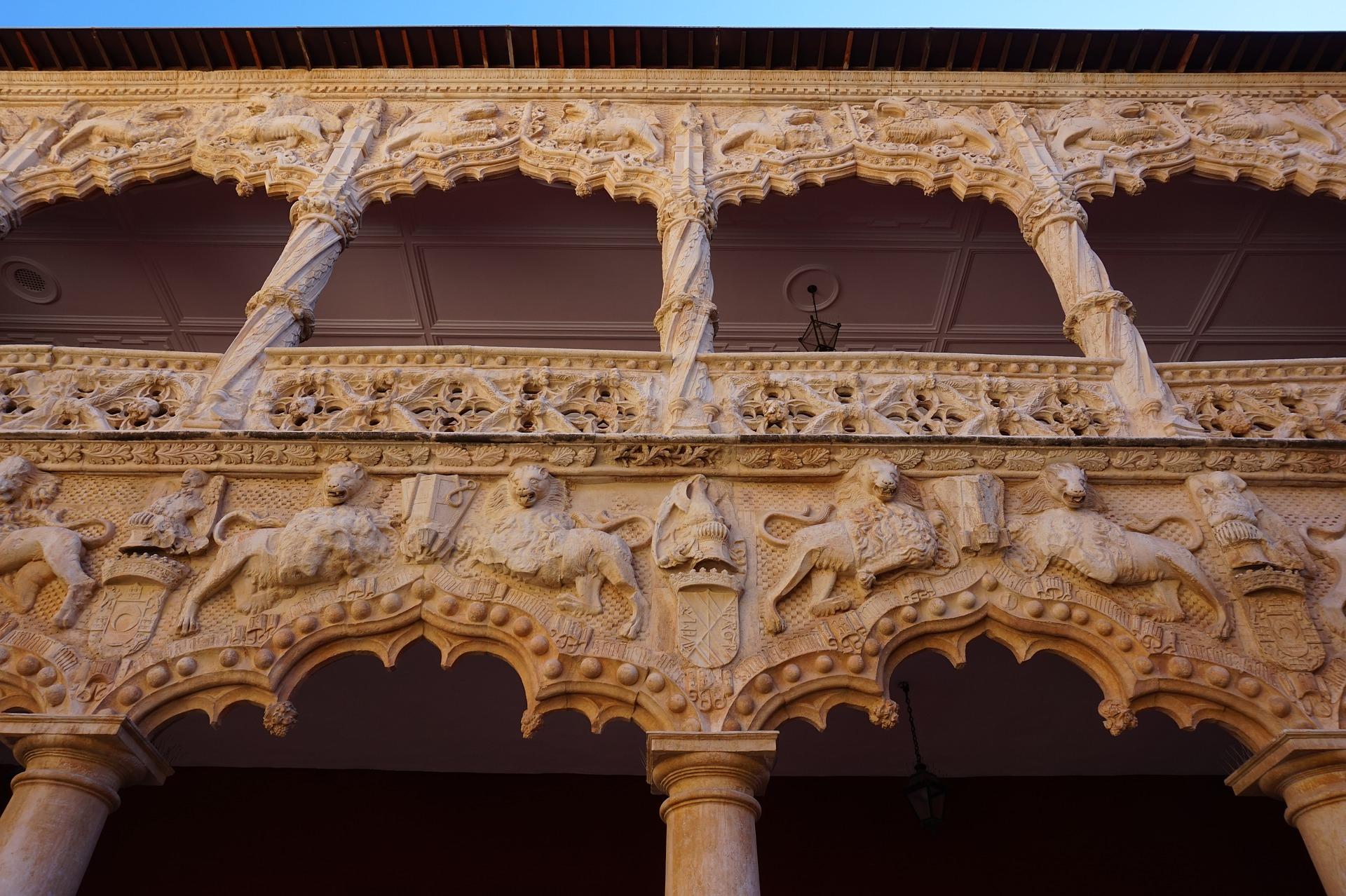 guadalajara palacio infantado lugares visitar