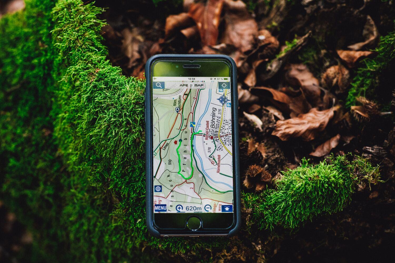 mapas app sin conexion