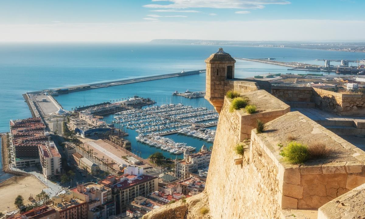 Alicante Alsa Castillo