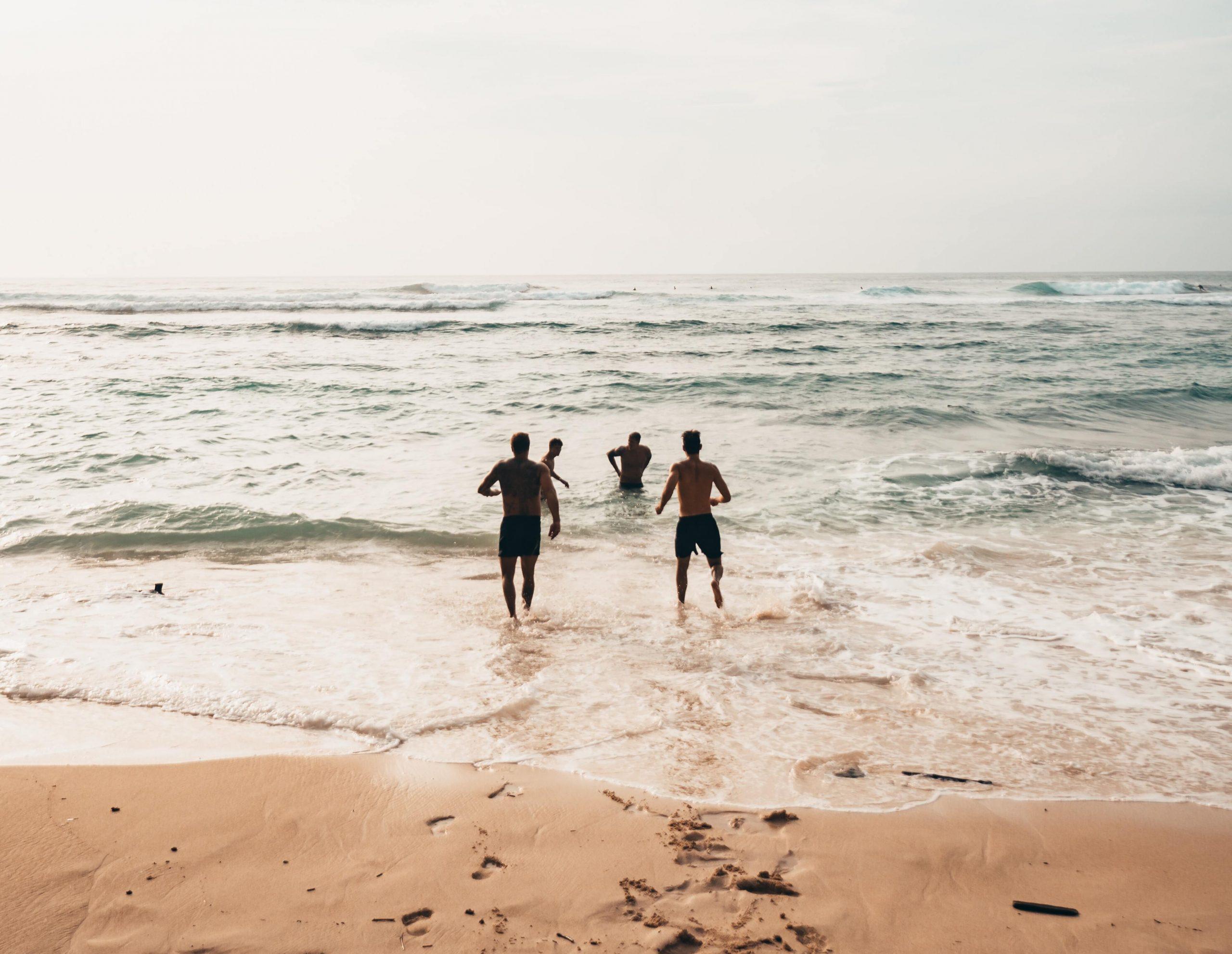 playa amigos camping norte españa alsa viajar bus