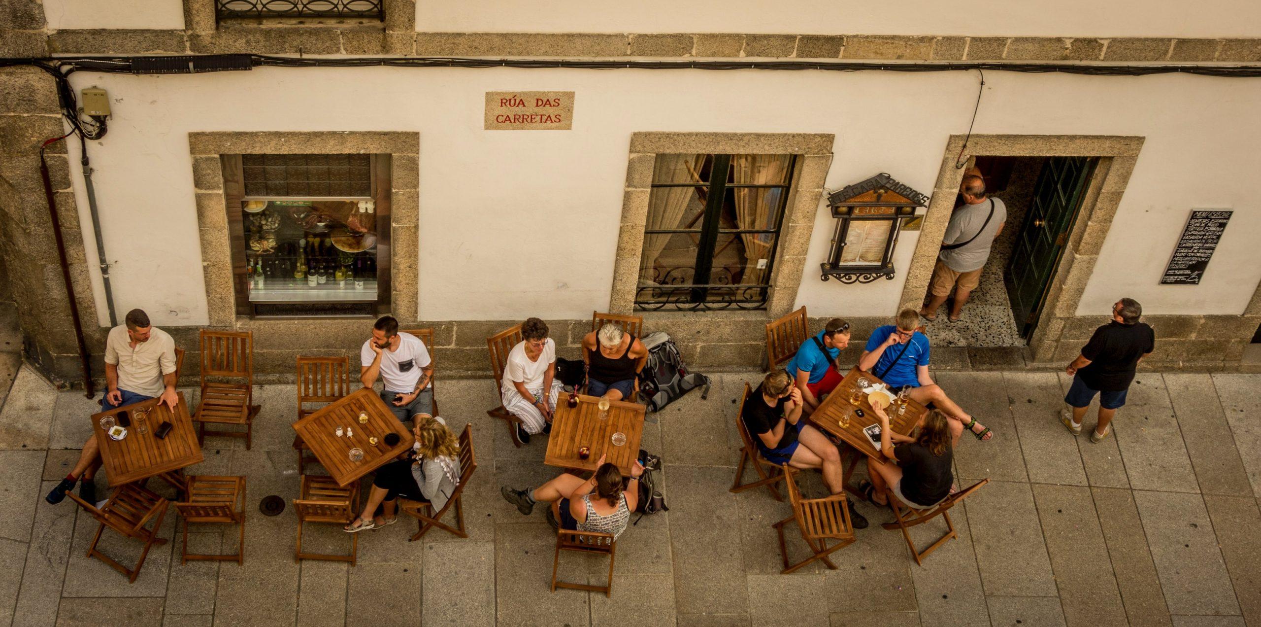 camino de santiago tapas comer gastronomia galicia alsa viajar