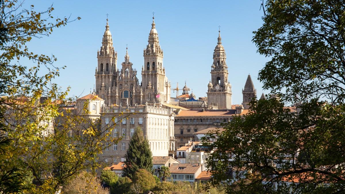 catedral santiago de compostela galicia spain españa visitar viajar alsa camino