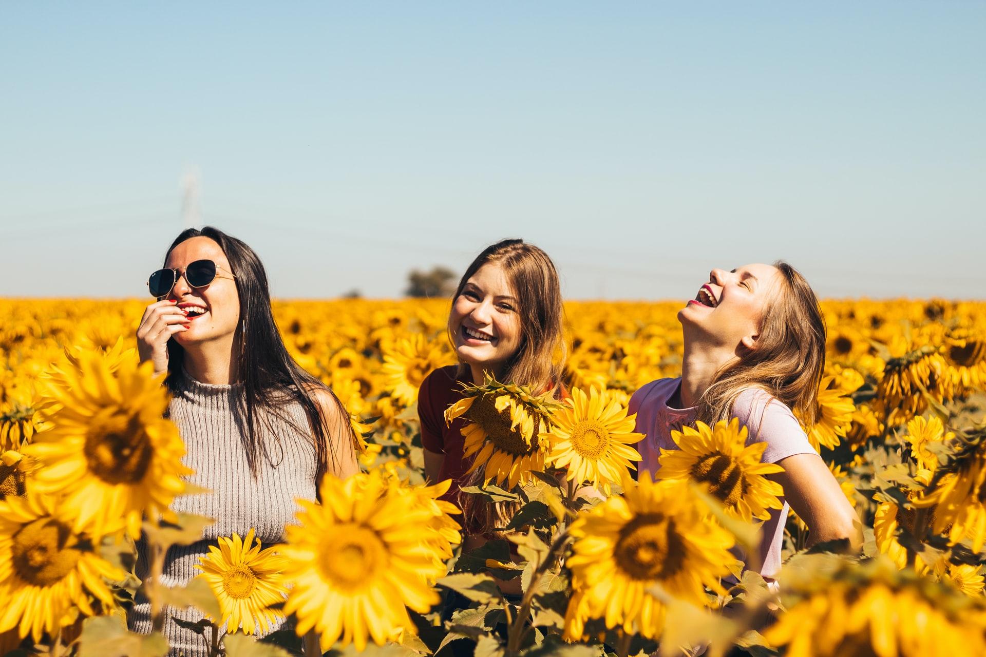 foto trucos mejores fotos alsa viajar chicas girasoles